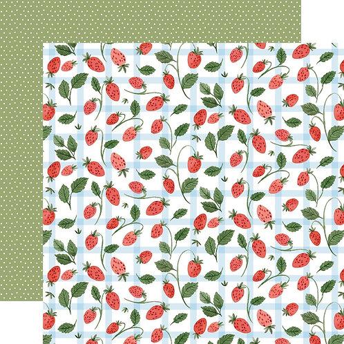 CARTA BELLA Summer Strawberries
