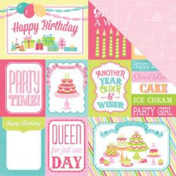 PHOTO PLAY Party Girl Cards