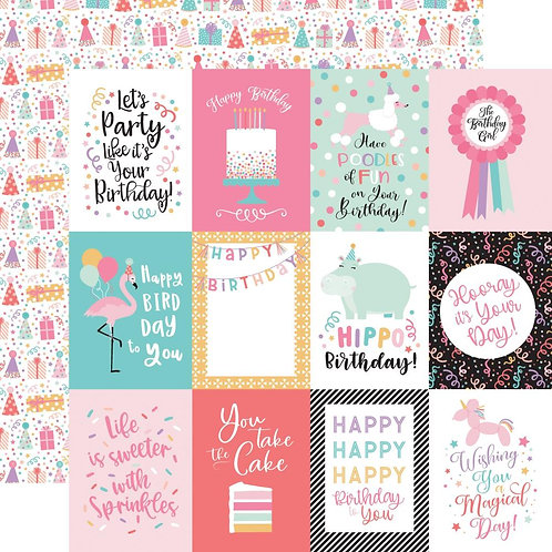 ECHO PARK Its Your Bday Cards Girl