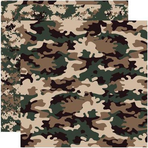 Woodland Camo (REMINISCE-Camouflage)