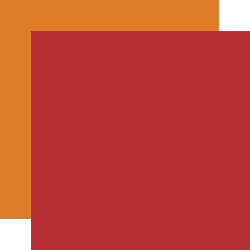 ECHO PARK Designer Solids - Red/Orange