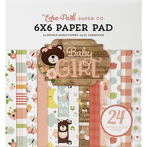 ECHO PARK 6x6 Baby Girl (2020)
