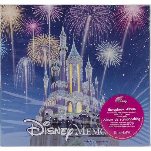 SANDYLION Disney Memories 12x12 Album