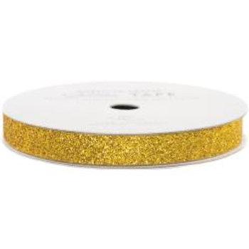 AMERICAN CRAFTS  Gold Glitter Tape