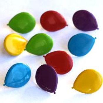 EYELET OUTLET Brads 12/pkg - Balloons