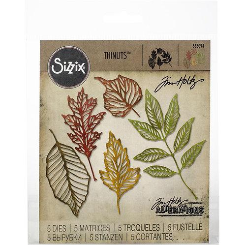 Skeleton Leaves - SIZZIX