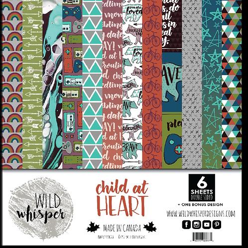 WILD WHISPER Paper Pack - Child at Heart