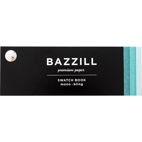 BAZZILL Swatch Book - Mono & Bling