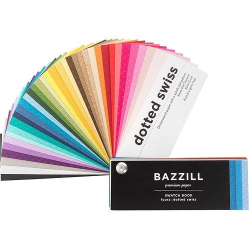 BAZZILL DOTTED SWISS Scrap Attic Multipack (25 Sheet)