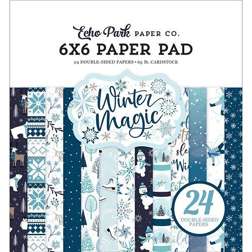 ECHO PARK 6x6 Winter Magic (2020)