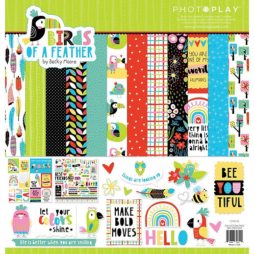 PHOTOPLAY Birds of a Feather Collection Kit
