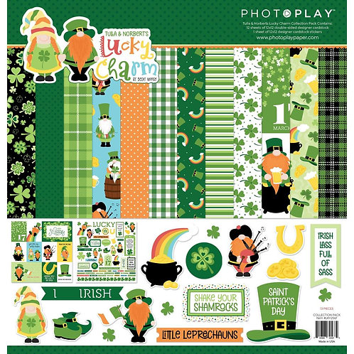 PHOTO PLAY Tulla & Norberts Lucky Charm