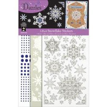 HOTP - Dazzle Snowflakes