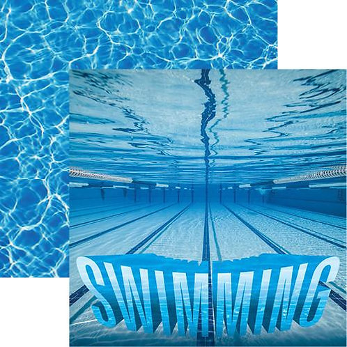 Swimming (REMINISCE-Real Sports)