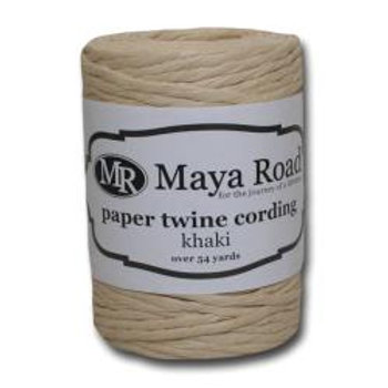 MAYA ROAD Paper Twine Cording