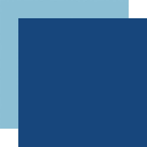 ECHO PARK Designer Solids - Navy/Blue