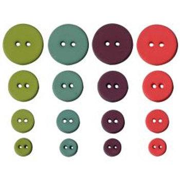 ARTEMIO Buttons 36/pkg