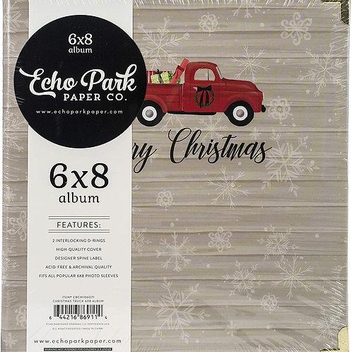 ECHO PARK 6x8 Christmas Truck