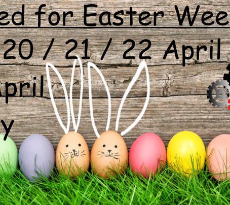 Easter Season!