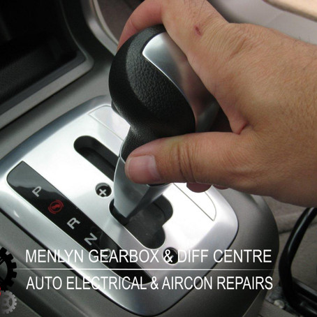 You don't want to know what a new Gearbox costs!