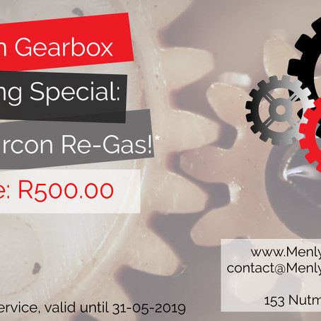 Opening Special!