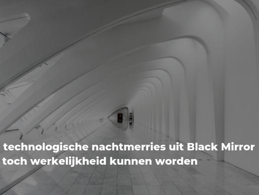 IoT: Hoe technologische nachtmerries uit Black Mirror dan toch werkelijkheid kunnen worden