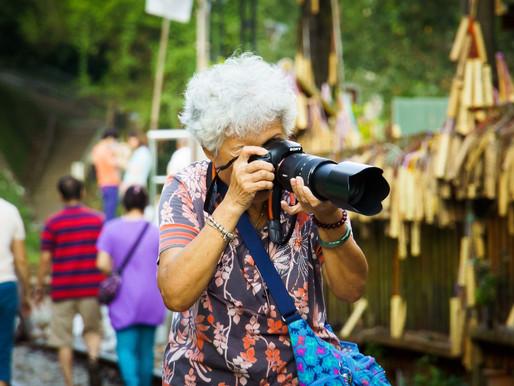 Niet alle trotse oma's mogen zomaar de kiekjes van de kleinkinderen online zetten