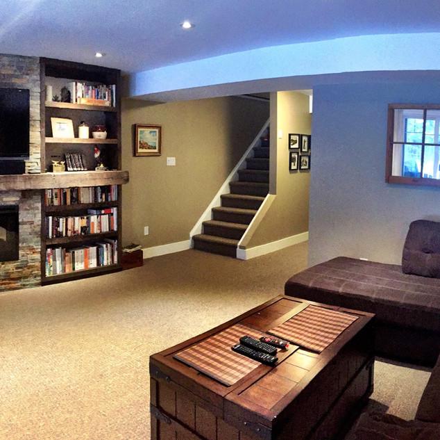 Collingwood basement 06