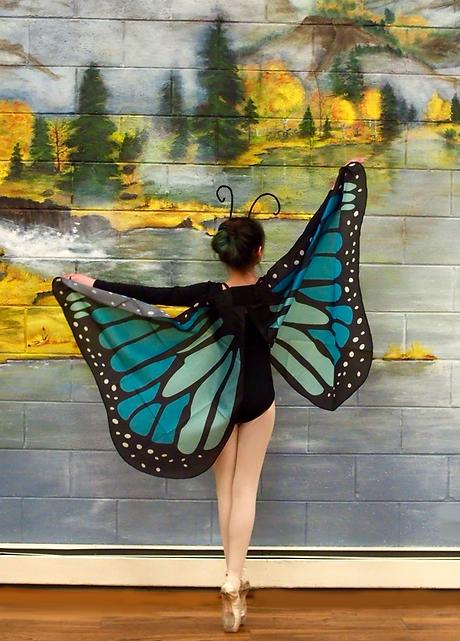 butterfly dancer