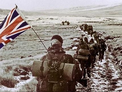 Dartmoor Falklands Yomp