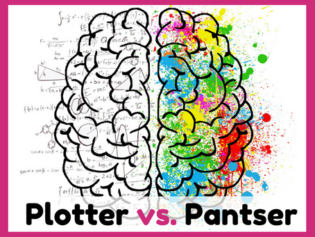 Plotter vs. Pantser: Which Type Are You?
