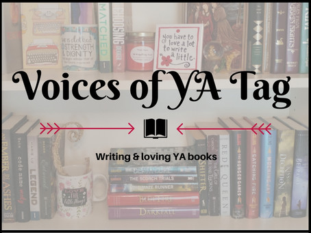 The #VoicesofYA Tag