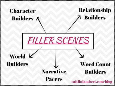 Turning Filler Scenes Into Killer Scenes