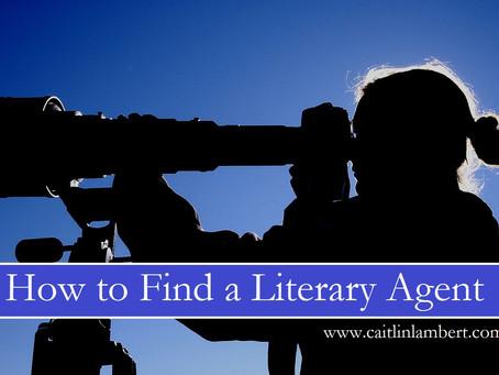Querying: Part 1 - Finding an Agent