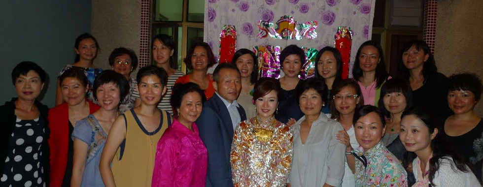 Samantha wedding dinner-21 (ladies with