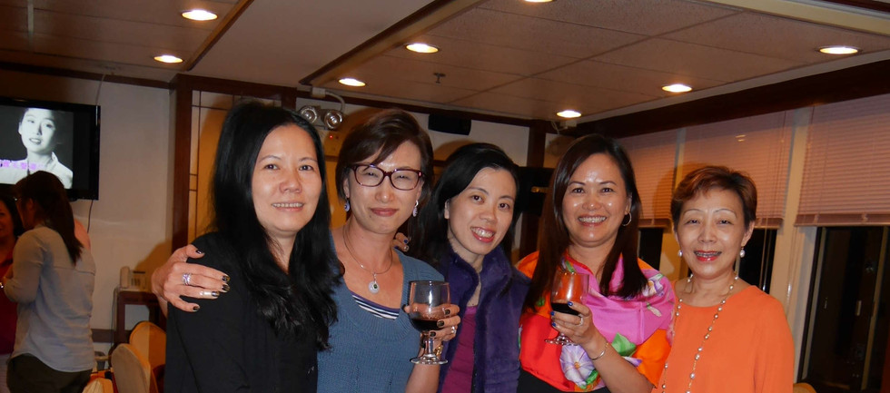 CP Donald Birthday party-77 ladies.jpg