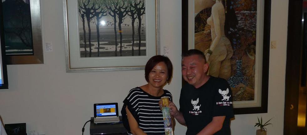 Theme Night 20 (Kiyama- art quiz winner)