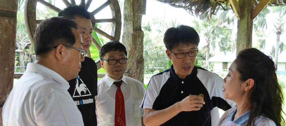 trip to Manila day 2-28 with Korean Rota