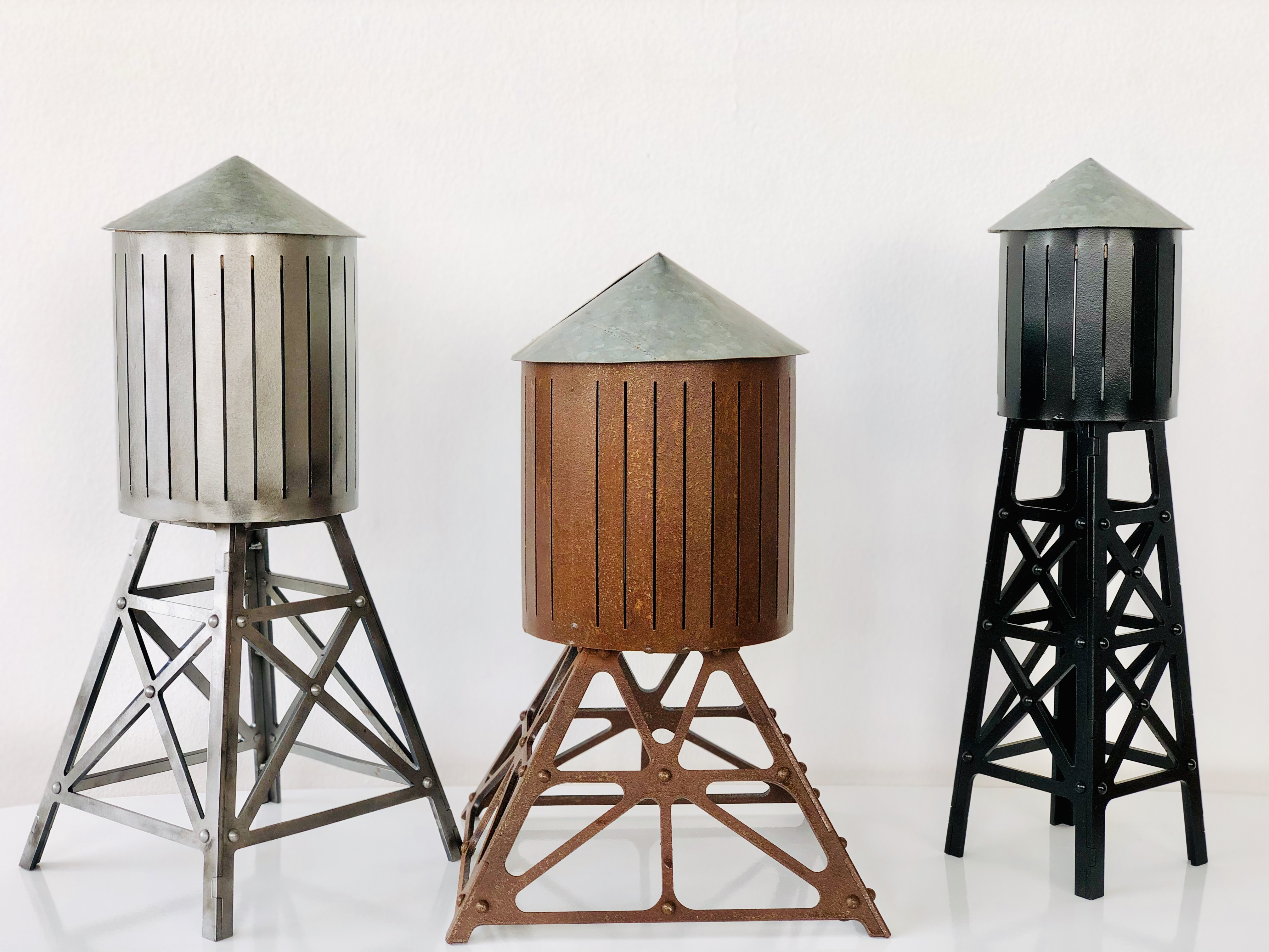 Mini water towers