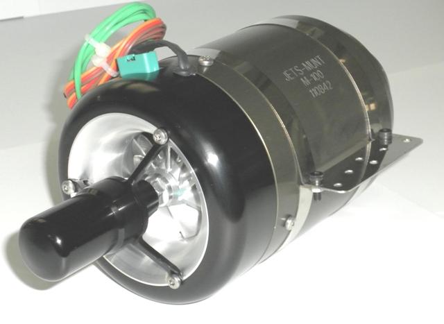 Merlin-100 Micro Turbine