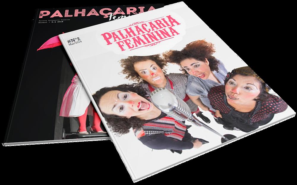 REVISTA PALHAÇARIA FEMININA