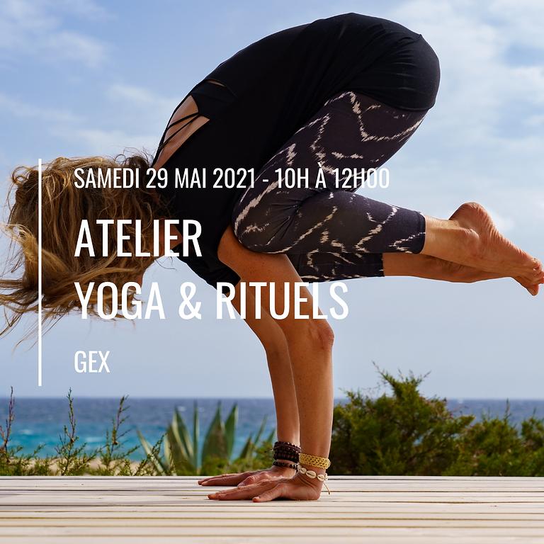 Atelier Yoga & Rituels