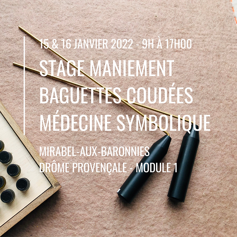 Week end initiation Médecine symbolique - Module 1