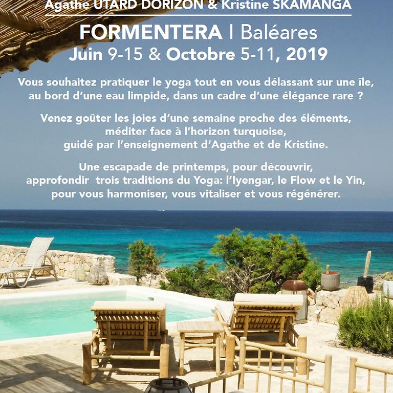 Retraite Yoga  - Formentera