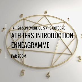Ateliers introduction à l'Ennéagramme
