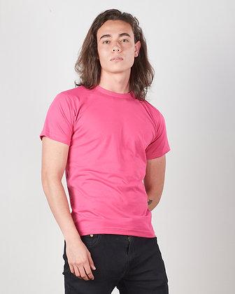 Camiseta cuello sencillo masculina parte 2