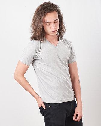 Camiseta cuello v masculina parte 1