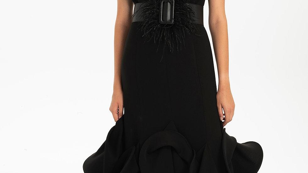 Bursa Crep Dress