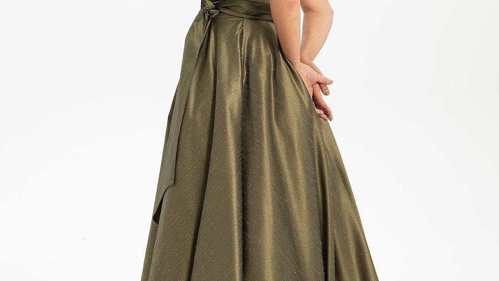 Roza Tafetta Dress