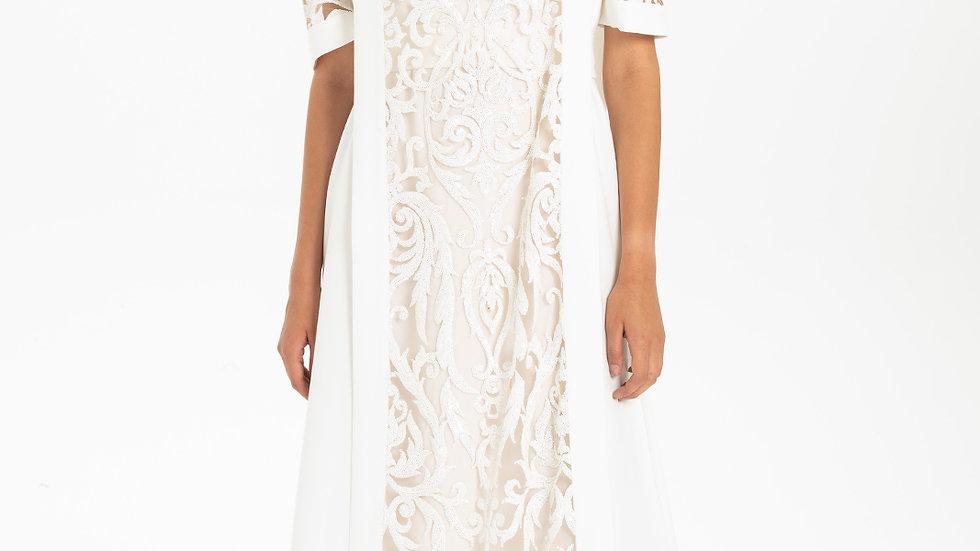 Perla Crep Dress